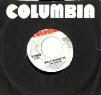 Billy Burnette - Oh, Susan (11-11432) Demo/Promo M-